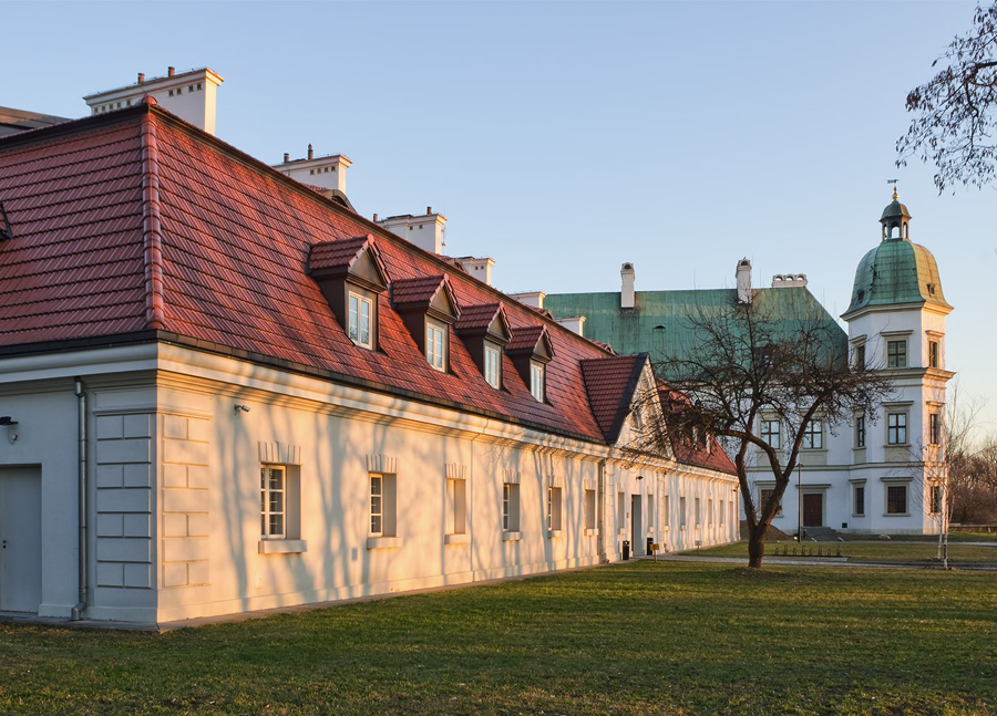 Ujazdowski Castle Centre for Contemporary Art in Warsaw